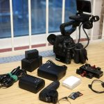 C300 Camera MK-I PL Body and Kit (1159 hours)