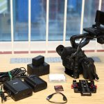C300 Camera MK-I PL Body and Kit (829 hours)