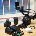C300 EF Camera MK-I Body and Kit (1394 hours)
