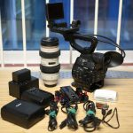 C300 Camera MK-I EF Body and Kit (1855 hours)